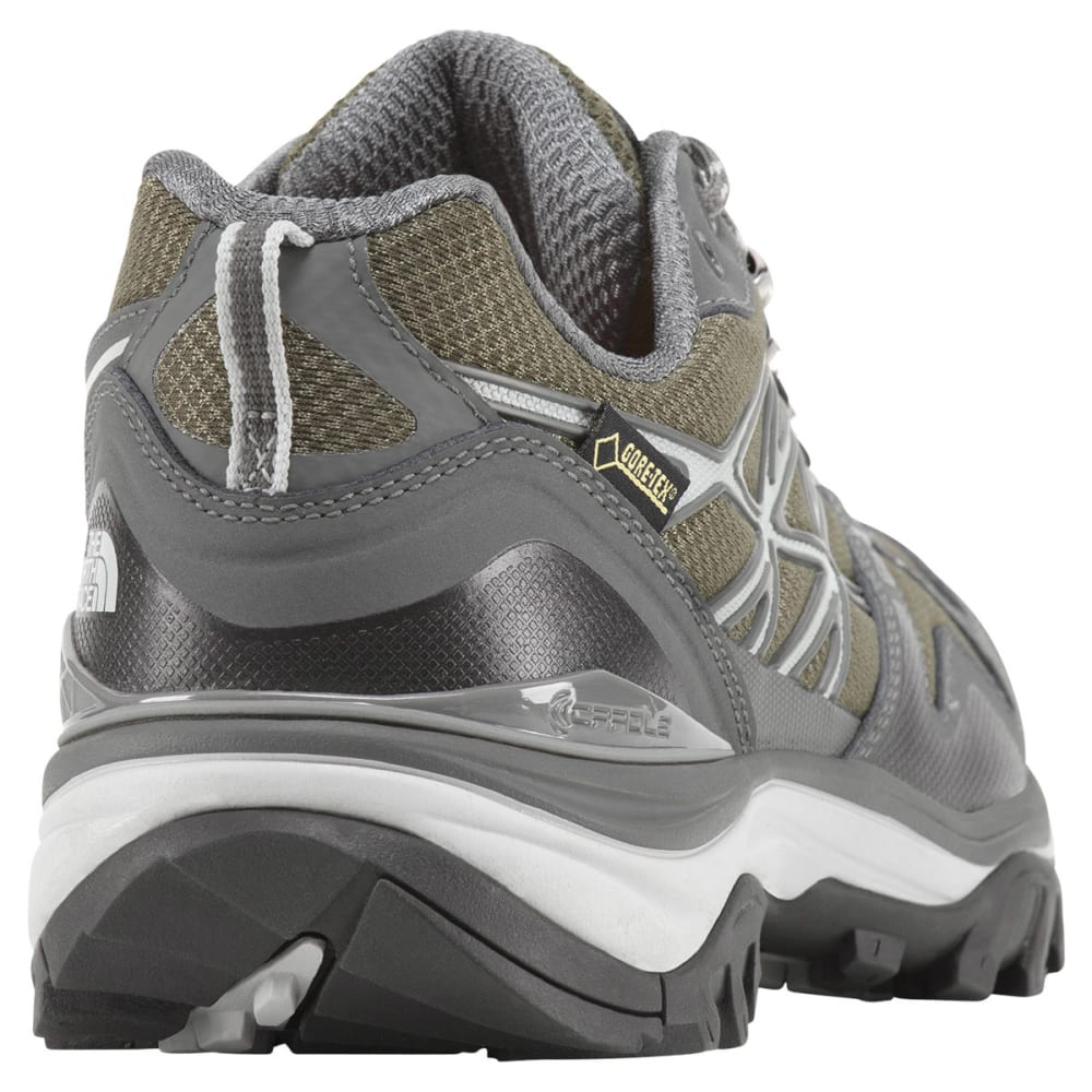 THE NORTH FACE Men's Hedgehog Fastpack GTX Hiking Shoes, New Taupe Green - NEW TAUPE