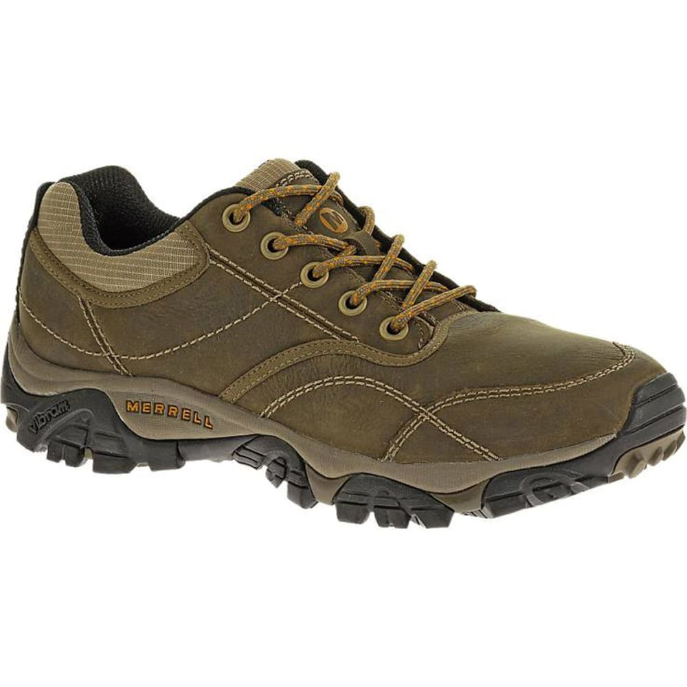 MERRELL Men's Moab Rover Shoes, Kangaroo, Wide - KANGAROO