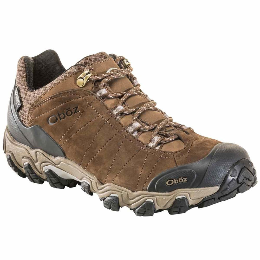 OBOZ Men's Bridger Low B-Dry Hiking Shoes 8.5