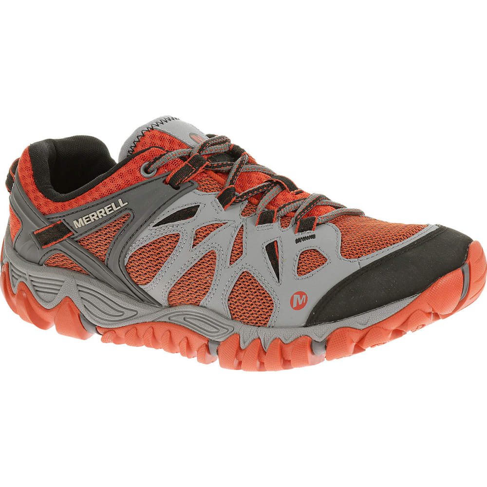 MERRELL Men's All Out Blaze Aero Sport Hiking Shoes - GREY/