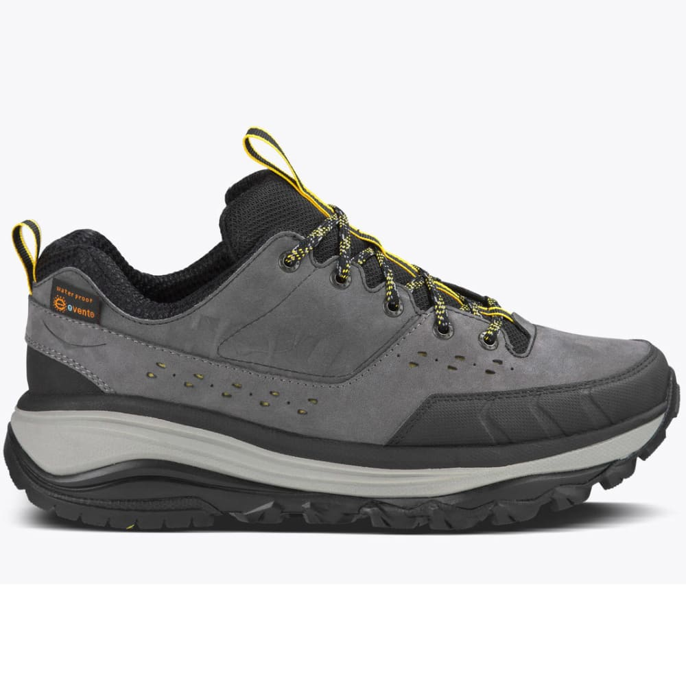 HOKA ONE ONE Men's Tor Summit WP Hiking Shoes - GRAY