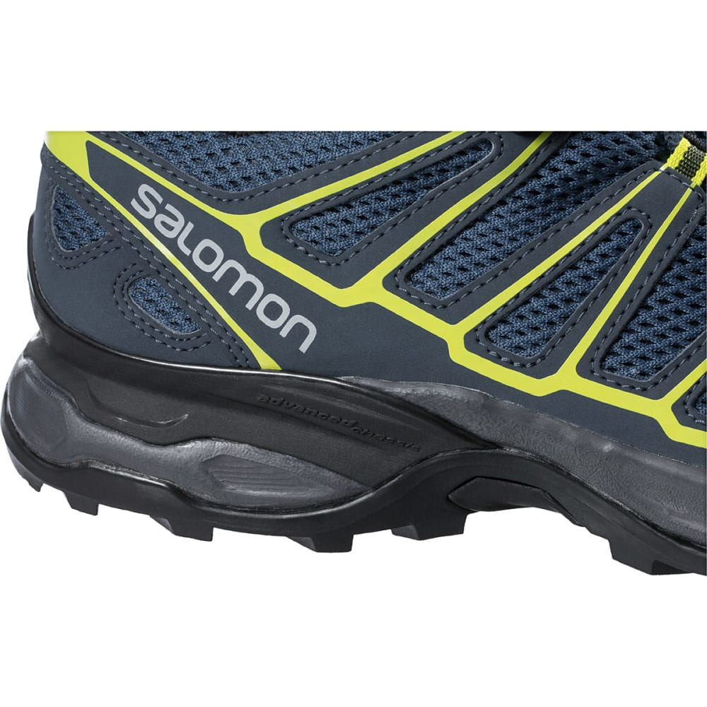 SALOMON Men's X Ultra Prime Hiking Shoes - DEEP BLUE