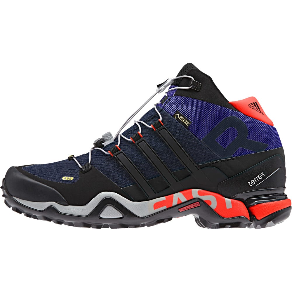 27400683c ADIDAS Men  39 s Terrex Fast R Mid GTX Hiking Boots - COL NAVY