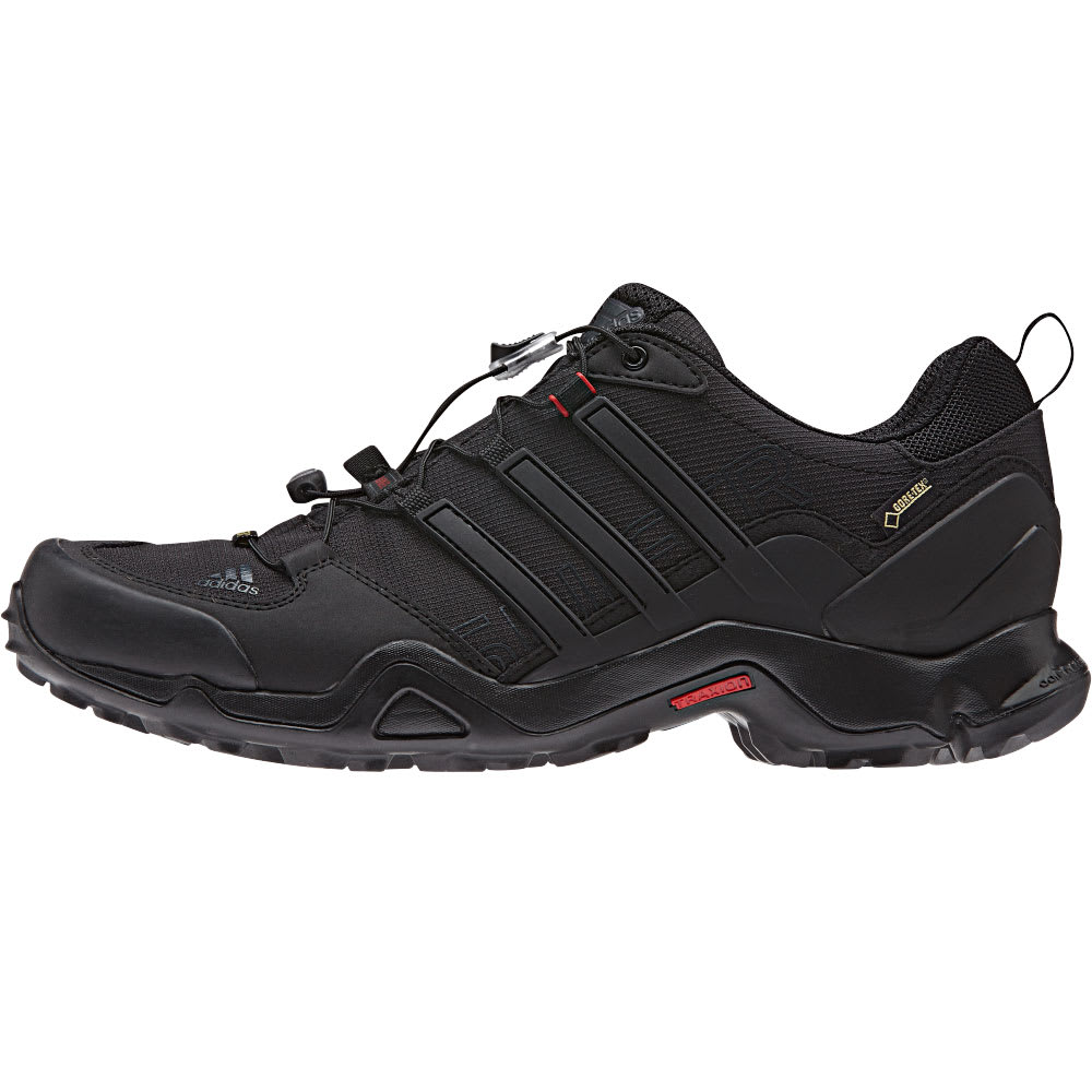 ADIDAS Men's Terrex Swift R GTX Hiking Shoes - BLACK