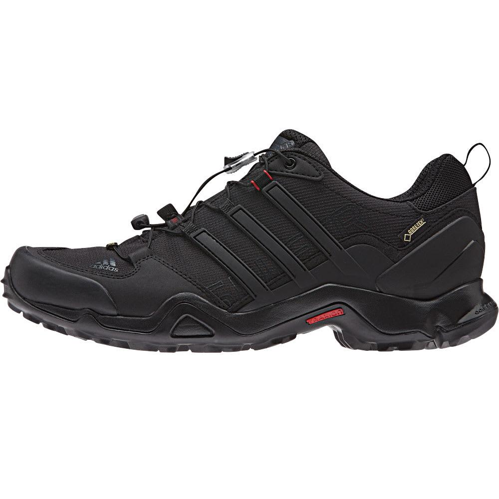 ADIDAS Men's Terrex Swift R GTX Hiking Shoes - BLACK