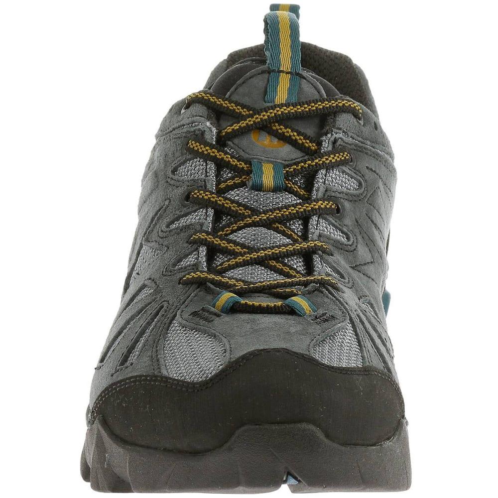 MERRELL Men's Capra Hiking Shoes, Turbulence - TURBULENCE