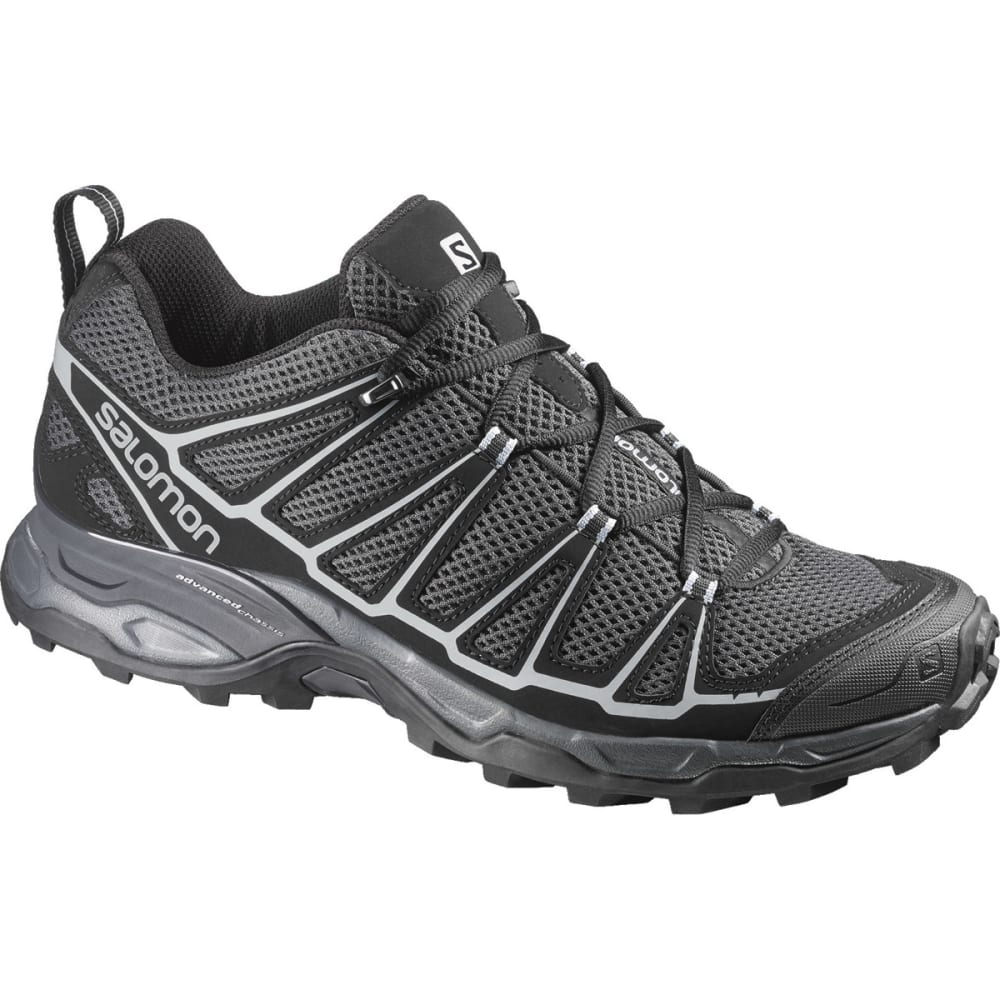 SALOMON Men's X Ultra Prime Hiking Shoes - BLACK