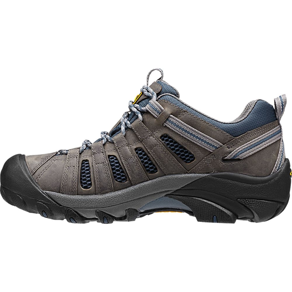 KEEN Men's Voyageur Hiking Shoes - MIDNIGHT