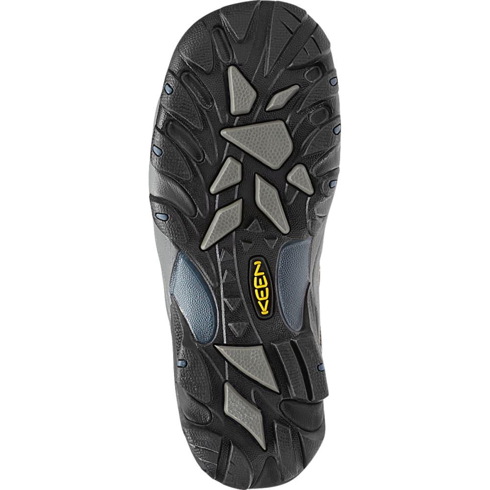KEEN Men's Voyageur Hiking Shoes - MIDNIGHT