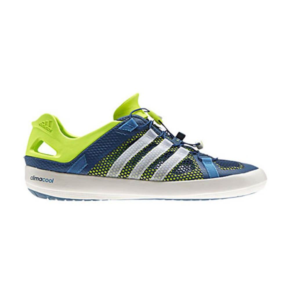 ec4763504ce9ea ADIDAS Men's Climacool Boat Breeze Water Shoes, Tribe Blue - BLUE.  Hover to zoom