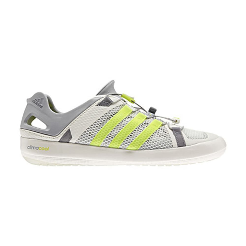 ADIDAS Men's Climacool Boat Breeze Water Shoes, Mid Grey