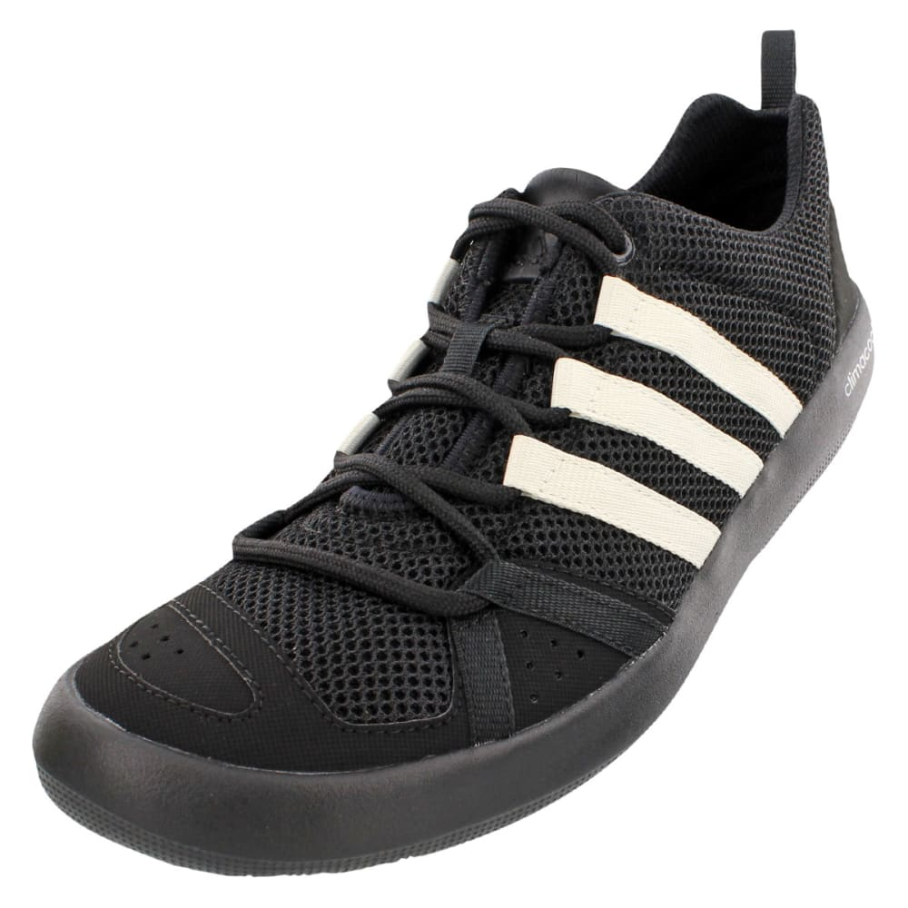 detailed look 997c5 fa1fb ADIDAS Men's Climacool Boat Lace, Black