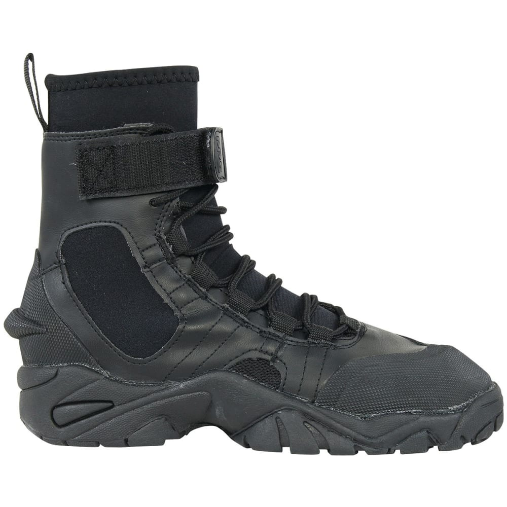 NRS Workboot Wetshoes - BLACK