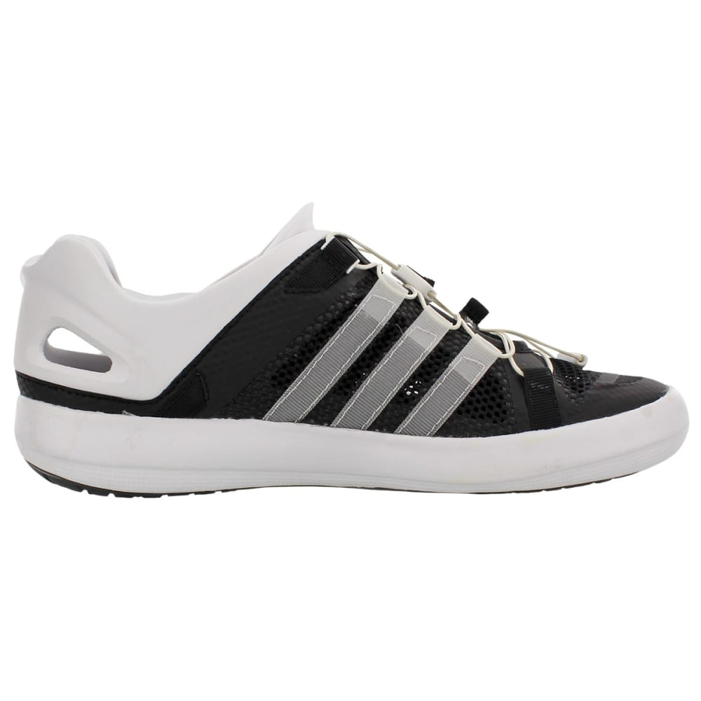 ADIDAS Men's Climacool Boat Breeze Water Shoes - BLACK/WHITE/BLACK