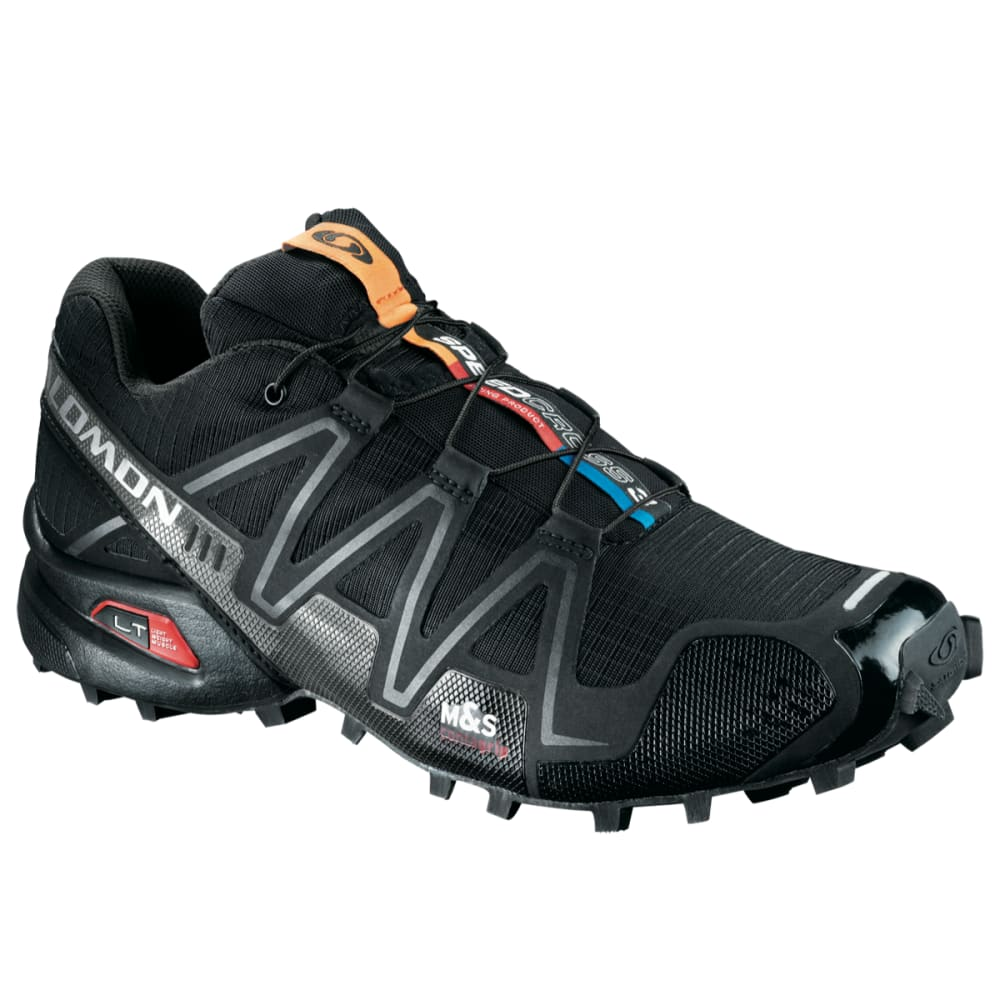 design de qualité 7d5d0 f0a1a SALOMON Men's SpeedCross 3 Trail Running Shoes