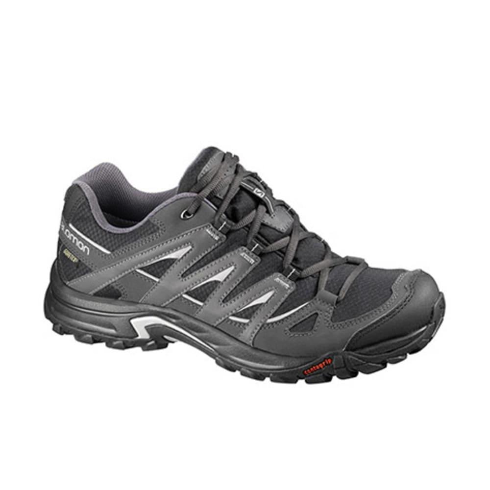 SALOMON Men's Eskape GTX Hiking Shoes, Black 7