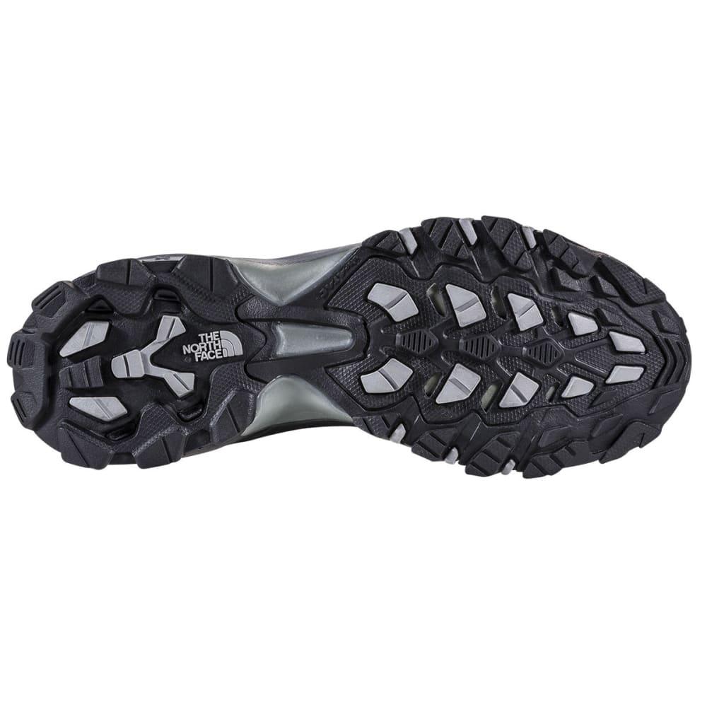 THE NORTH FACE Men's Ultra 109 GTX Trail Running Shoes - BLACK/DARK SHADOW