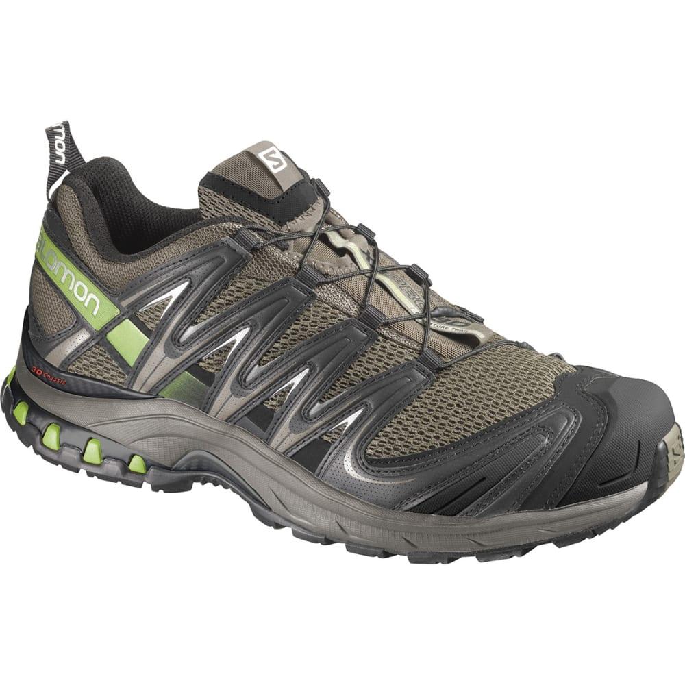 SALOMON Men's XA Pro 3D Trail Running Shoes, Swamp - SWAMP