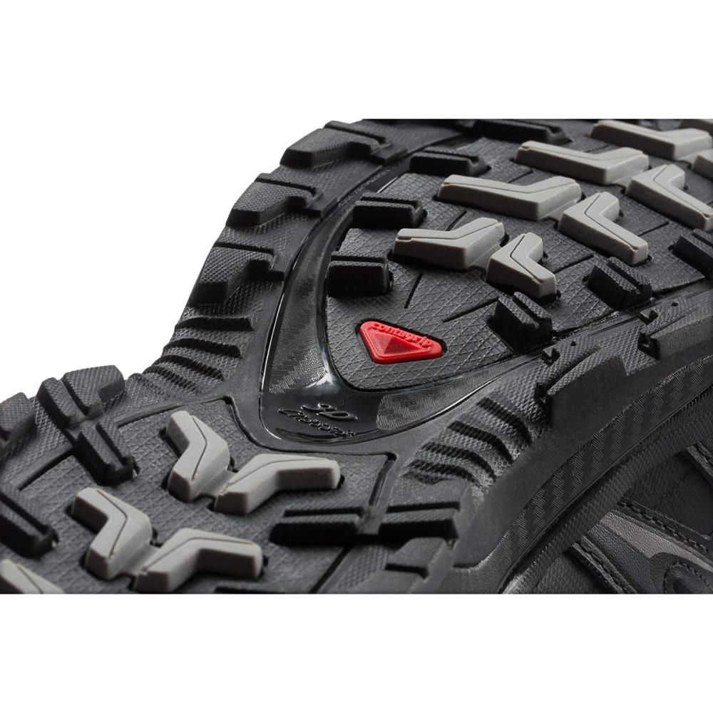 SALOMON Men's XA Pro 3D Climashield WP Trail Running Shoes - BLACK