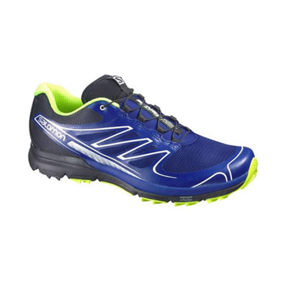 SALOMON Men's Sense Pro Citytrail Running Shoes, G Blue/Black - BLUE