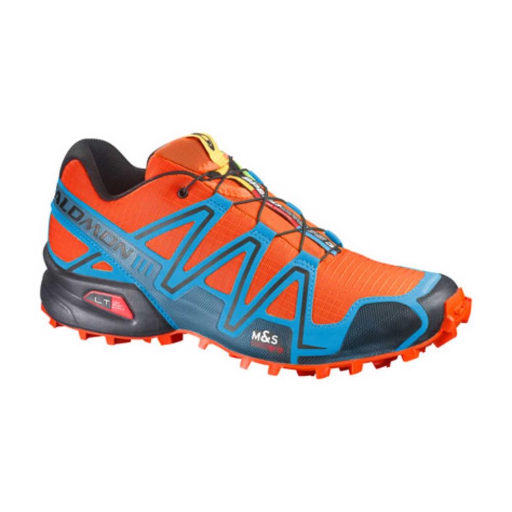 salomon speedcross 3 blue orange ii