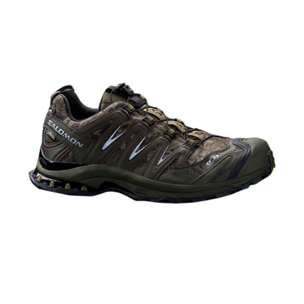 fc0b4bbe39e3e SALOMON Men's XA Pro 3D Ultra 2 GTX Trail Running Shoes, Camo Forest