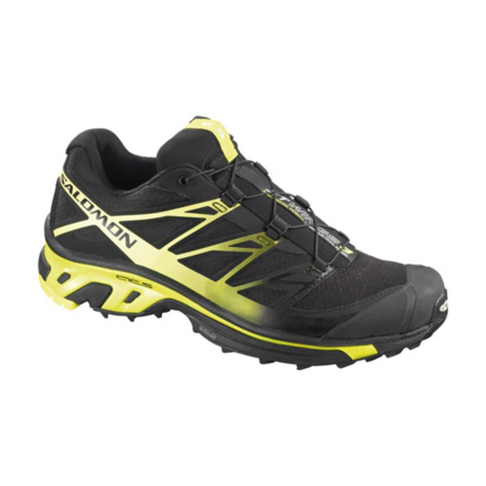chaussures de séparation 4fcd7 1a32a SALOMON Men's XT Wings 3 Trail Running Shoes, Black
