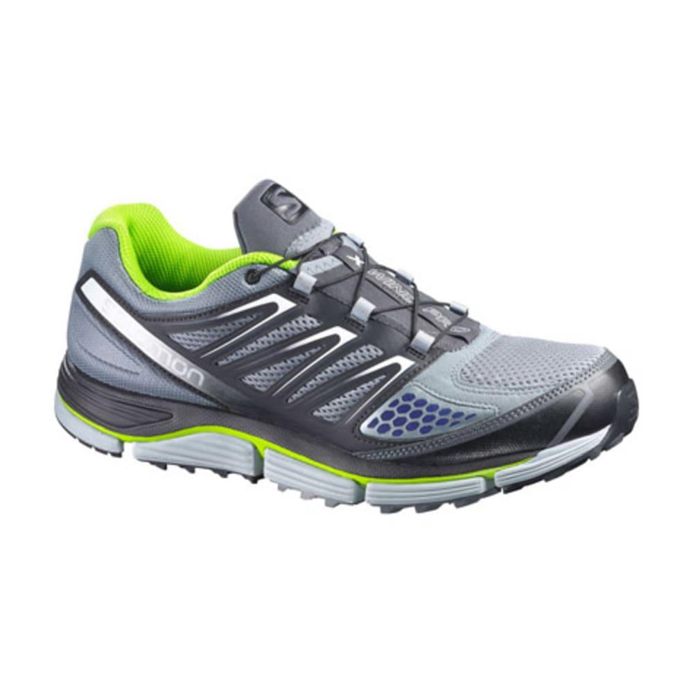 bas prix 9bff1 bfe5d SALOMON Men's X-Wind Pro Citytrail Running Shoes, Pearl Grey