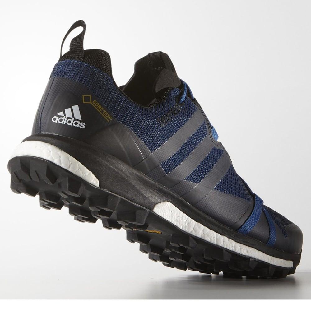 f1064e47d3981 ADIDAS Men  39 s Agravic GTX Trail Running Shoes - BLUE