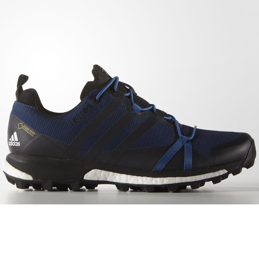 ADIDAS Men's Agravic GTX Trail Running Shoes - BLUE