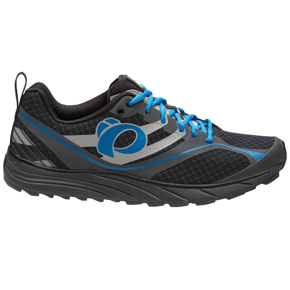 PEARL IZUMI Men's EM Trail M2 v2 Running Shoes - BLACK