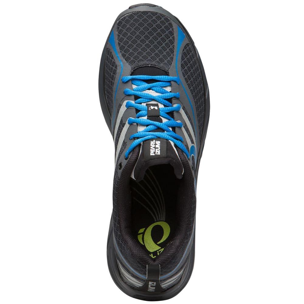 PEARL IZUMI Men's EM Trail M2 v2 Running Shoes - BLACK