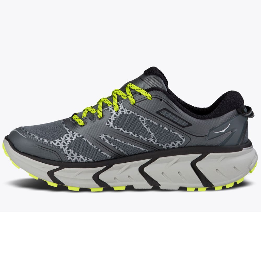 HOKA ONE ONE Men's Challenger ATR 2 Trail Running Shoes - GREY