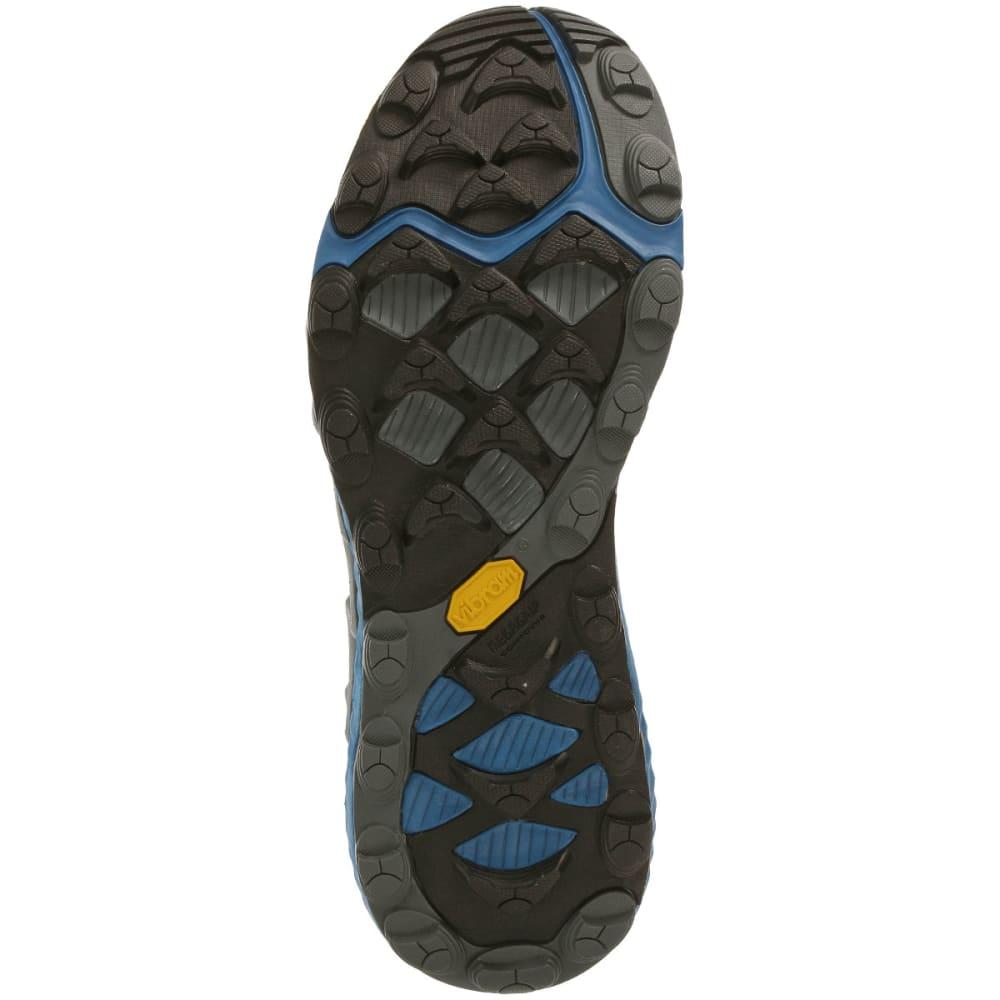 MERRELL Men's All Out Peak Trail Running Shoes, Turbulence/Blue - TURBULENCE/ BLUE