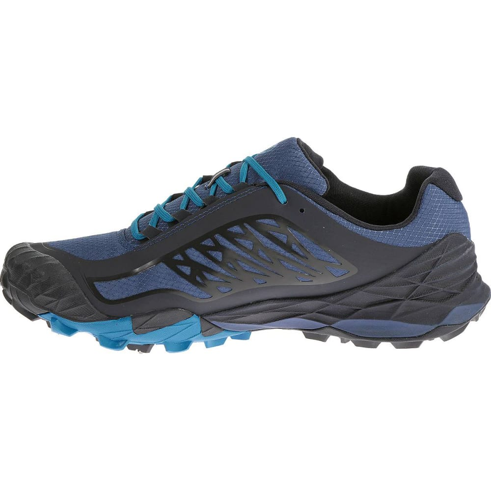dd93540686a MERRELL Men  39 s All Out Terra Ice Waterproof Trail Running Shoes