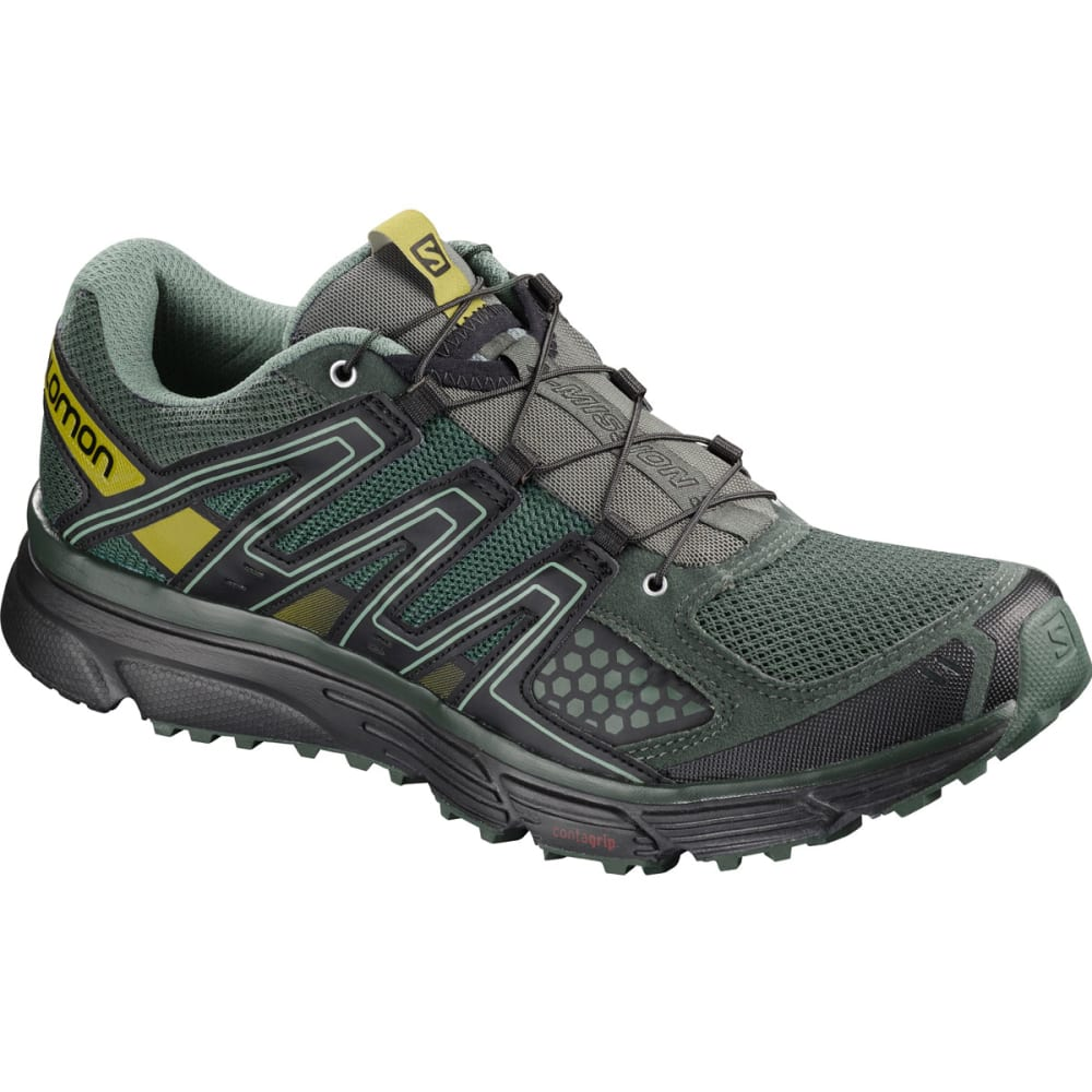SALOMON Men's X-Mission 3 Running Shoes - URBAN CHIC 404726