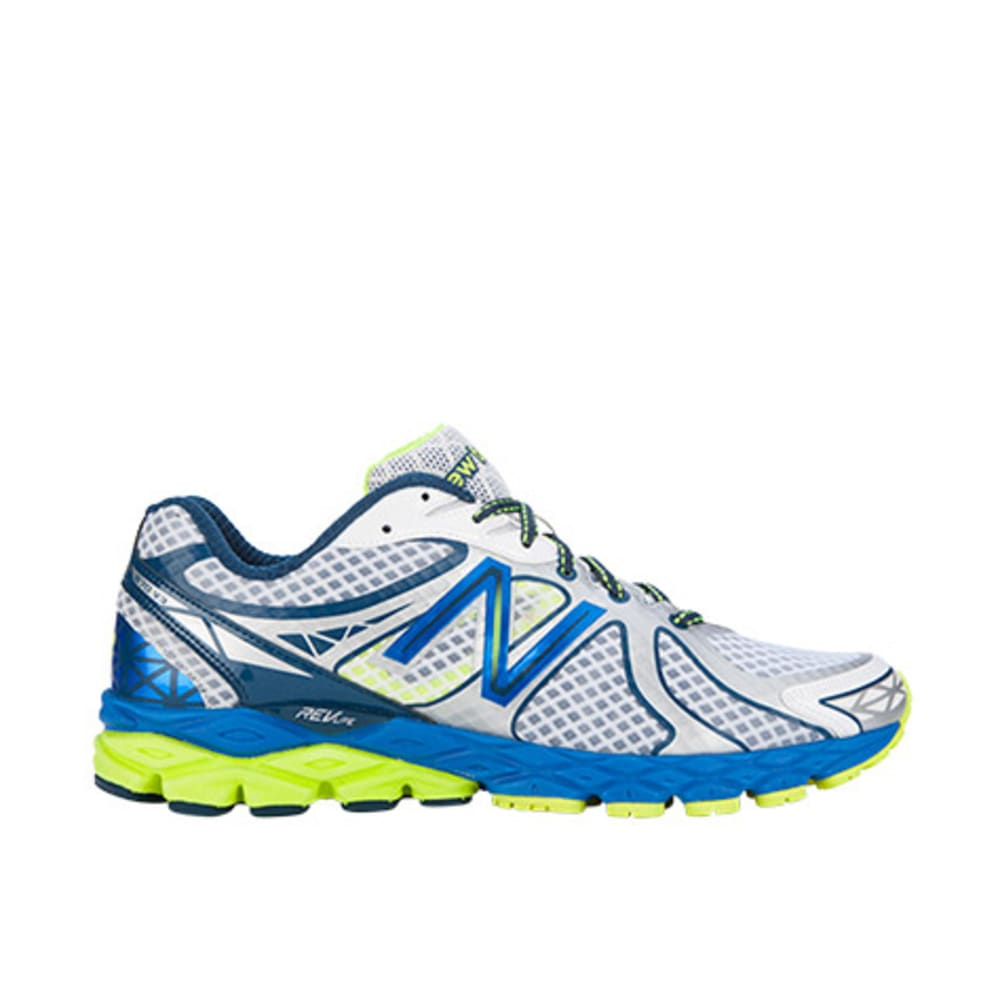New Balance Men's 870v3 Road Running Shoes - WHITE