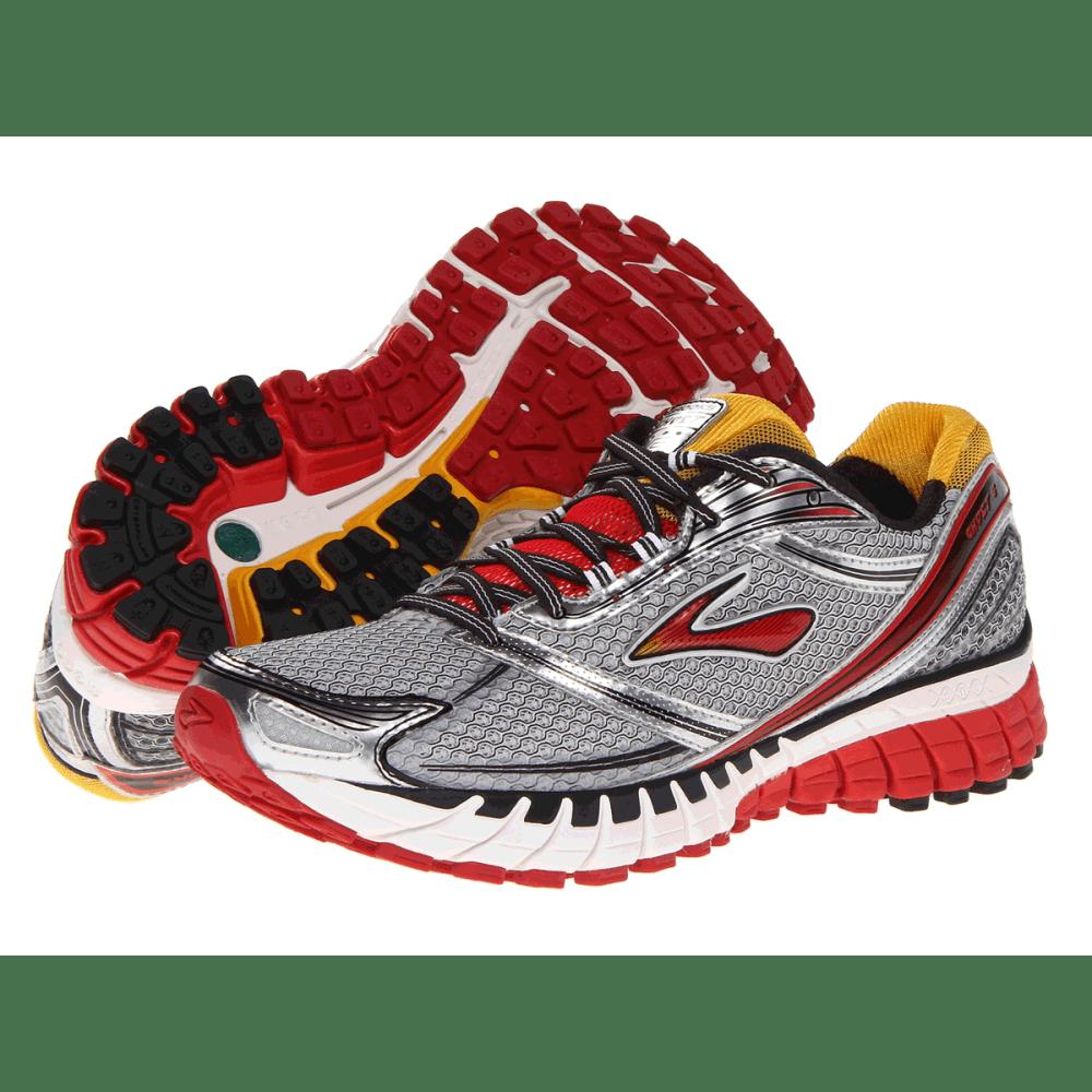 9527b026b18b0 BROOKS Men  39 s Ghost 6 Road Running Shoes - SILVER