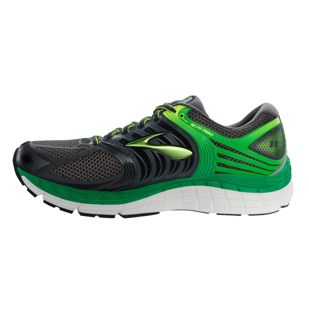 brooks men 39 s glycerin 11 road running shoes. Black Bedroom Furniture Sets. Home Design Ideas