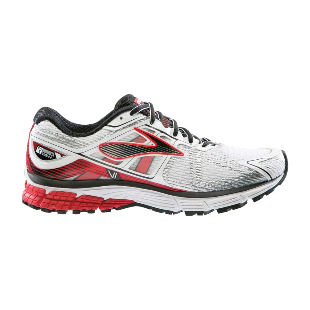 35c03b5c500 BROOKS Men  39 s Ravenna 6 Running Shoes - WHITE