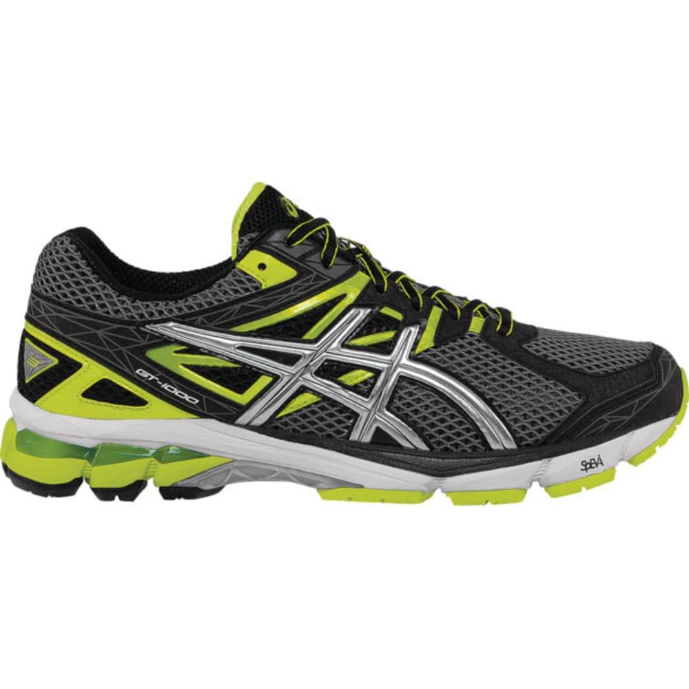 ASICS Men's GT-1000 3 Road Running Shoes - GRAY