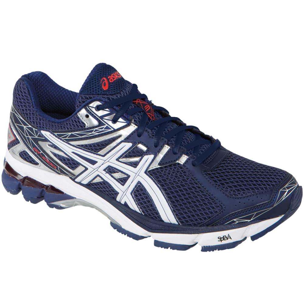 ASICS Men's GT-1000 3 Road Running Shoes - MIDNIGHT