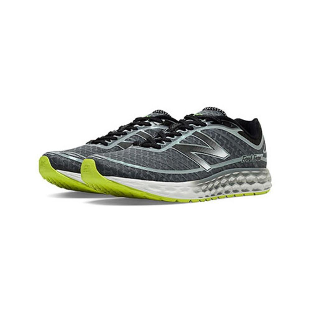 New Balance Men's Fresh Foam Boracay Running Shoes - GREY/SILVER