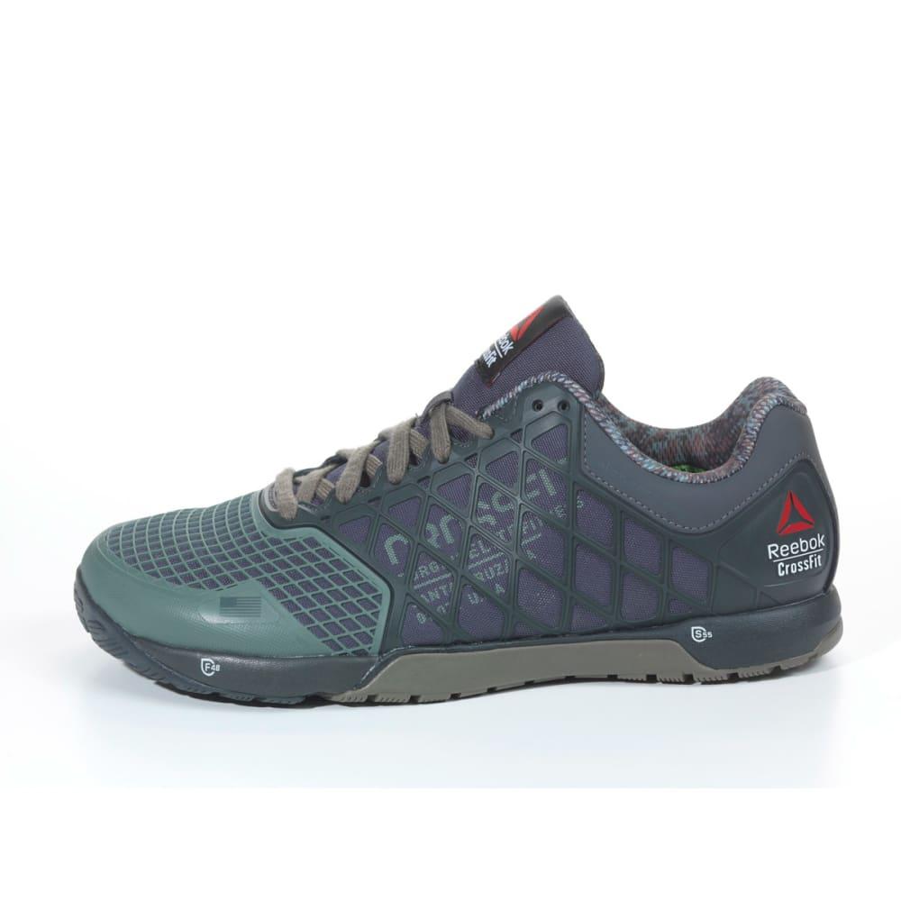 8dfcfb4f17d5 REEBOK Men  39 s CrossFit Nano 4.0 Shoes - GREEN