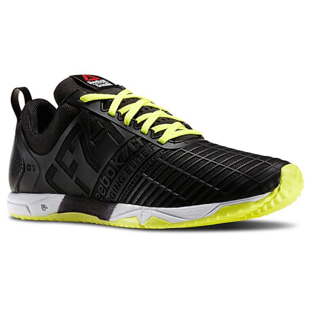 1edc9db72e86 REEBOK Men  39 s CrossFit Sprint TR Shoes - BLACK