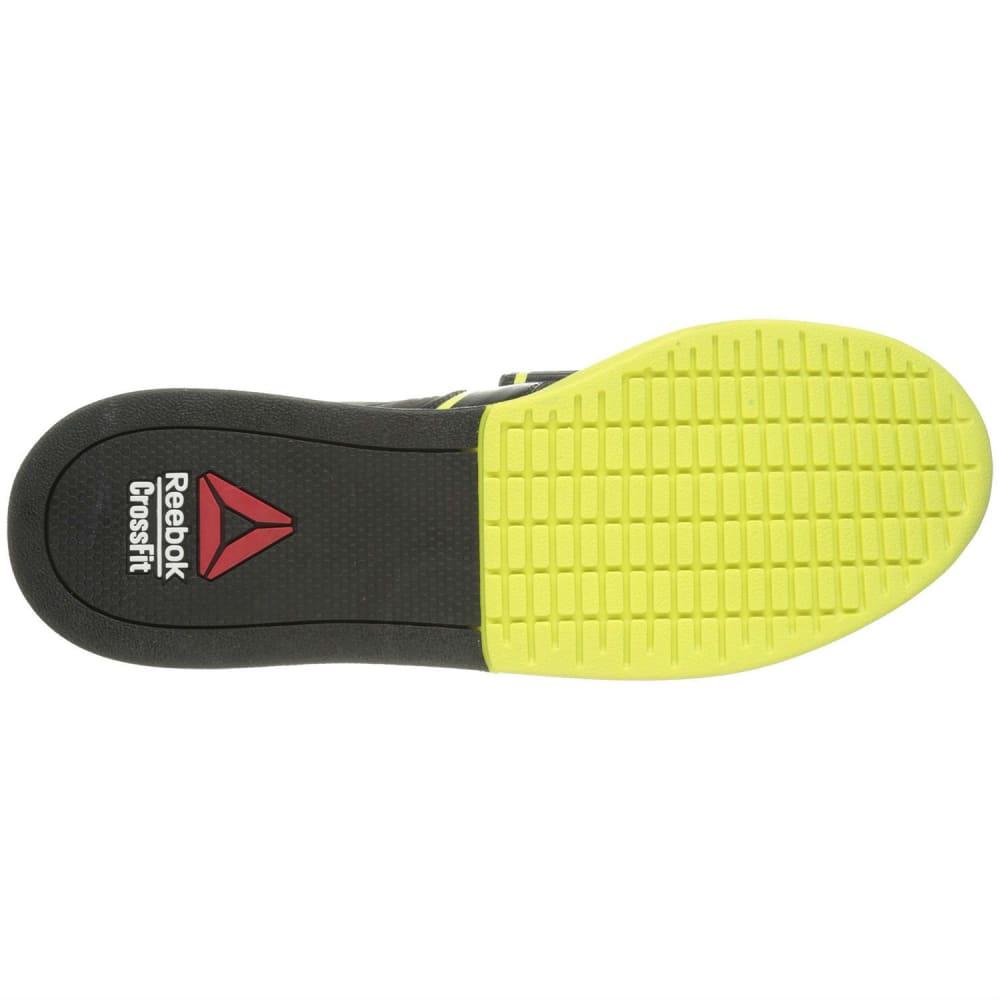 REEBOK Men's CrossFit Lifter 2.0 Shoes - GREEN/BLACK