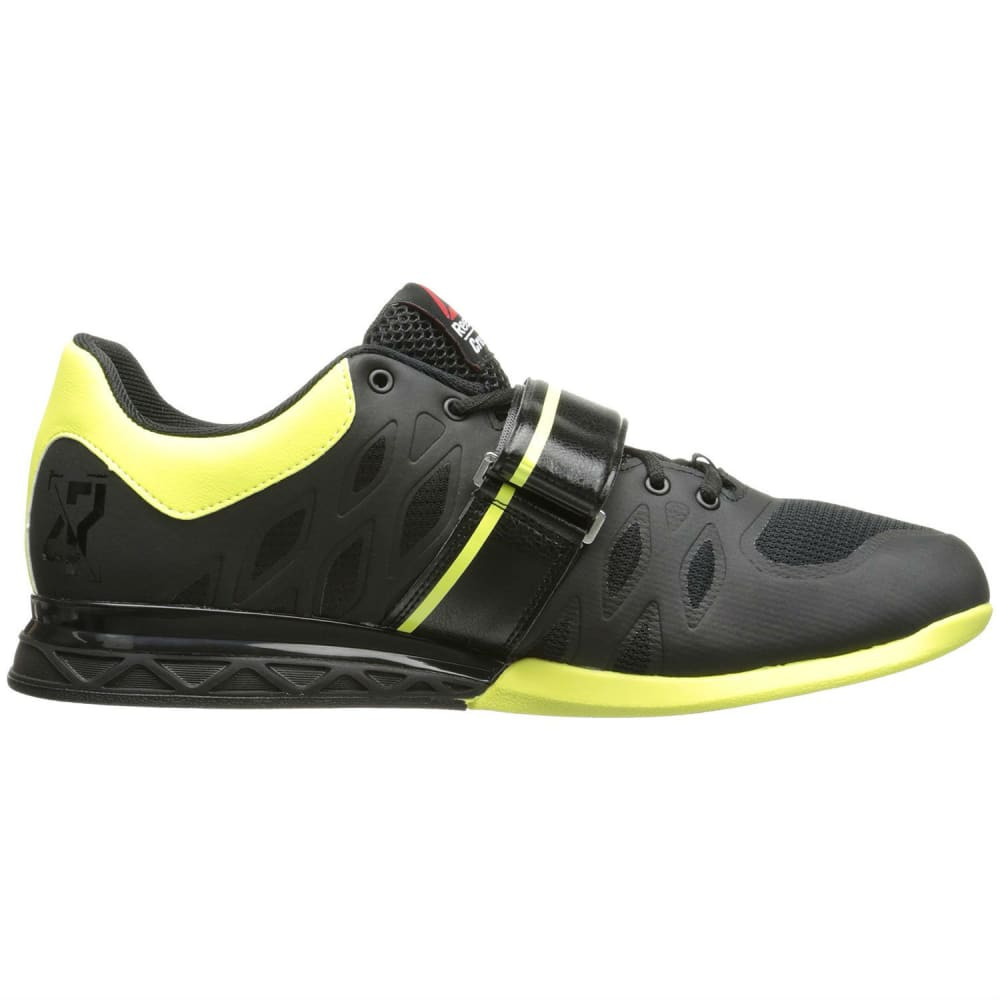 REEBOK Men's CrossFit Lifter 2.0 Shoes - GREEN/BLACK
