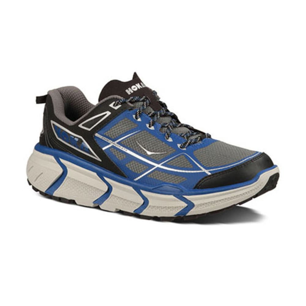 HOKA ONE ONE Men's Challenger ATR Trail Running Shoes - BLACK/BLUE