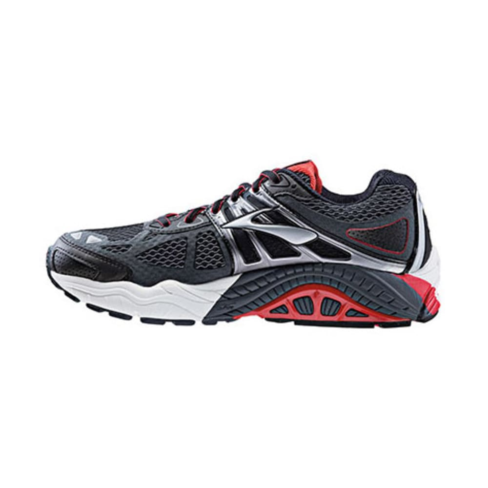 BROOKS Men's Beast Road Running Shoes, Wide - MARS