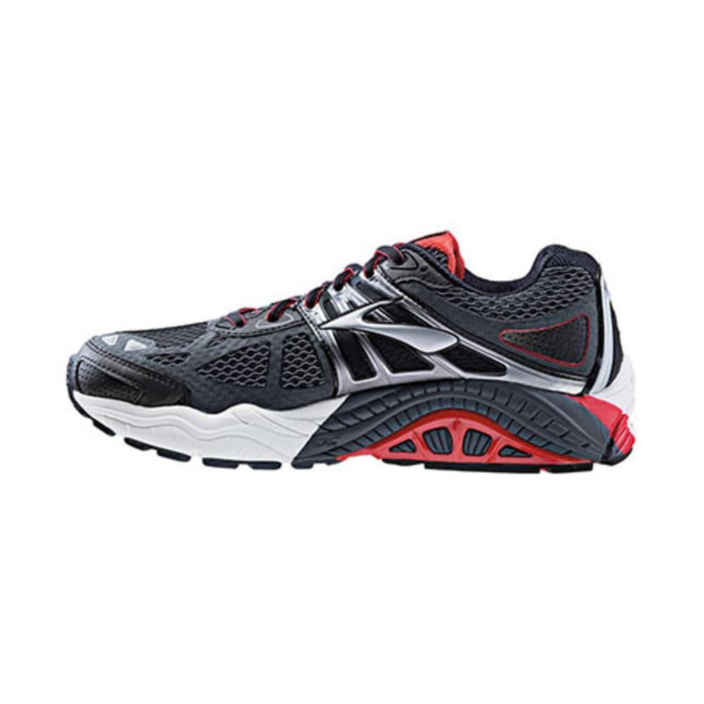 BROOKS Men's Beast Road Running Shoes, Wide - MARS